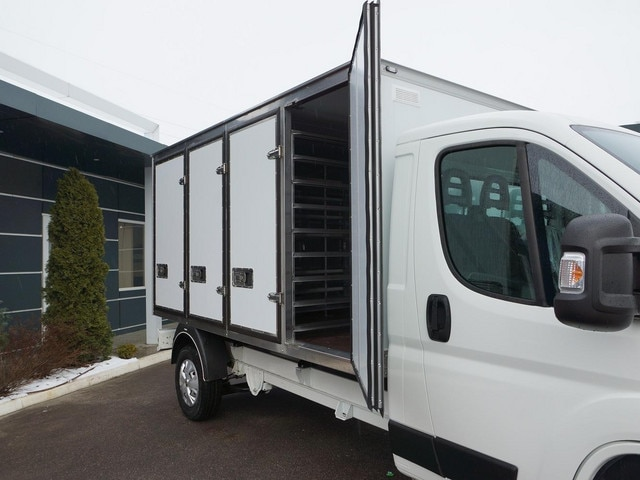 Boxer фургон - «Перший столичний хлібозавод»