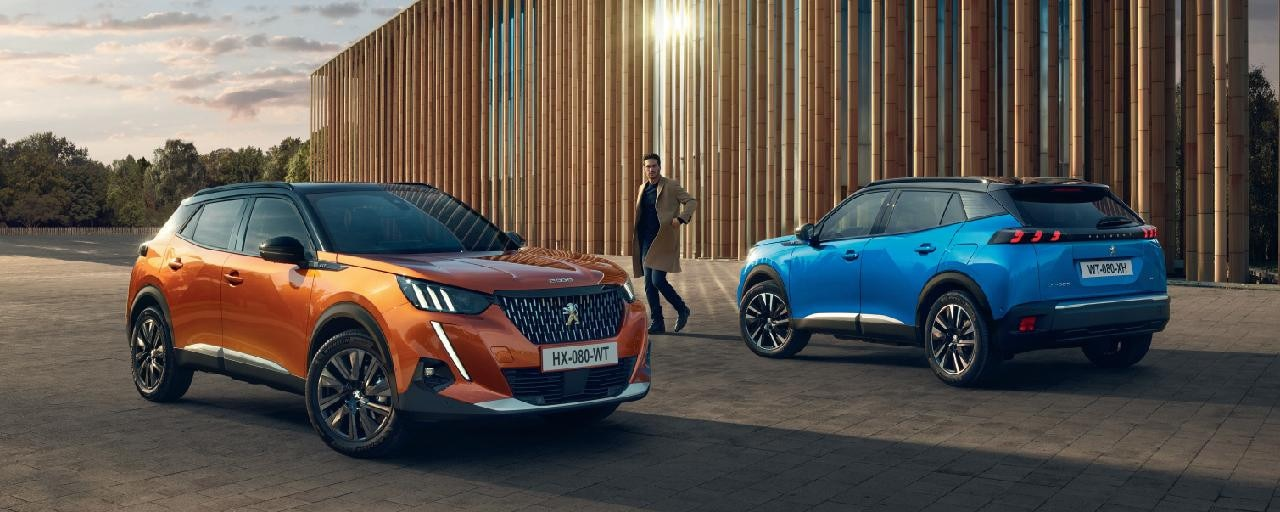 New PEUGEOT 2008 SUV: the compact, dynamic and efficient SUV with your choice of combustion or electric engine