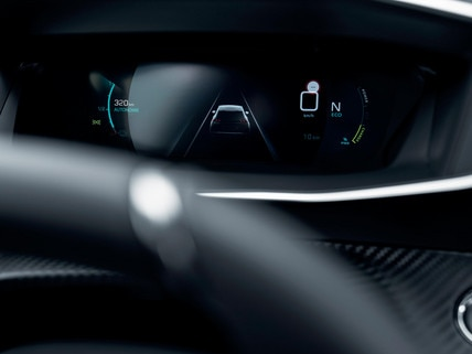 New PEUGEOT 2008 SUV: 10-inch HD capacitive touchscreen