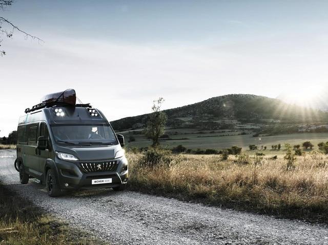 Peugeot Boxer 4x4 концепт