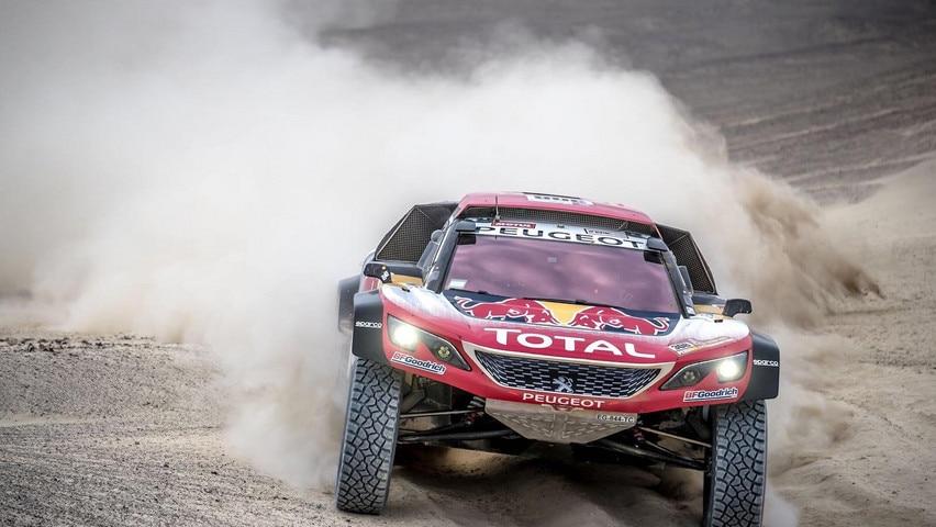 DAKAR 2018 Peugeot