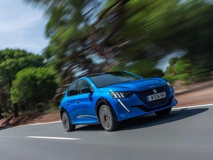New Peugeot 208 has just been awarded as Car of the Year 2020