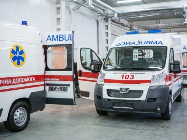 «Автоспецпром» виробник автомобілів «Швидкої медичної допомоги»