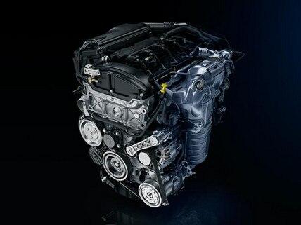 Peugeot двигун THP